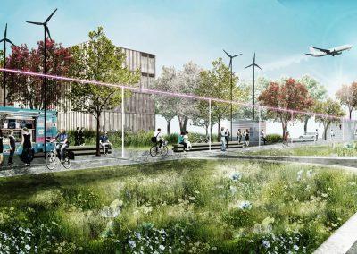 Partijen luchthaven Lelystad onderweg naar duurzame energie- en grondstofwaterketen