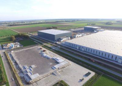 Inditex biedt banen binnen logistiek