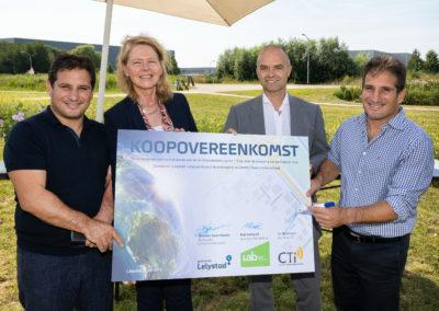 Komst CTI bevestigt Lelystads logistieke propositie