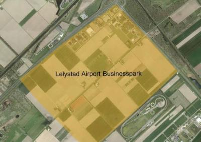 'Larserpoort' gaat op in Lelystad Airport Businesspark