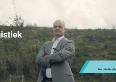 Rob Verhoeff vertelt over logistieke toekomst Lelystad