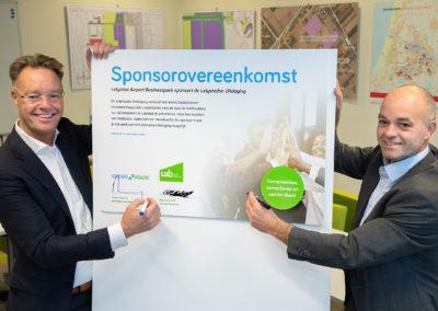 Lelystad Airport Businesspark sponsort de Lelystadse Uitdaging
