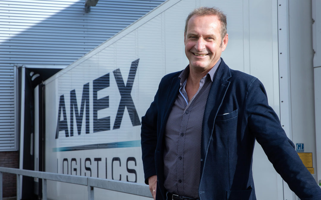 Het Amersfoortse transportbedrijf Amex Logistics vestigt zich op Lelystad Airport Businesspark