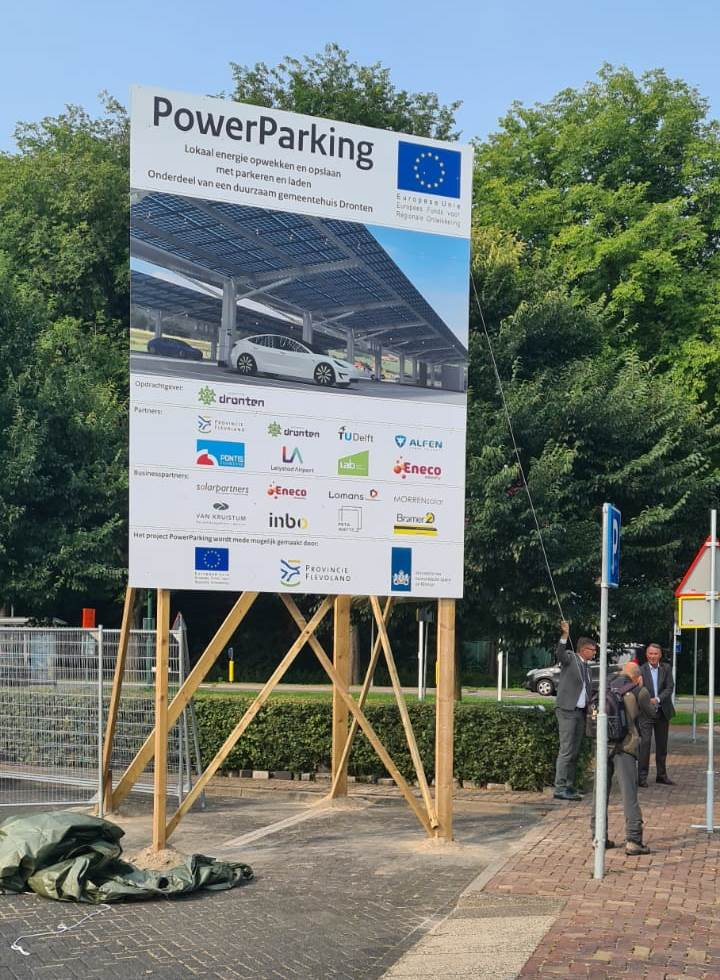PowerParking Dronten van start