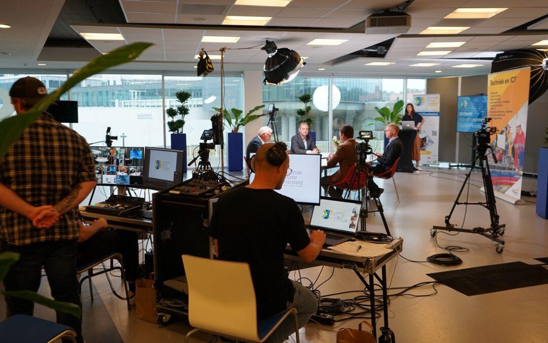 Succesvolle lancering Logistiek Cluster Flevoland