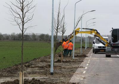 LAB nog groener met ruim 400 nieuwe bomen