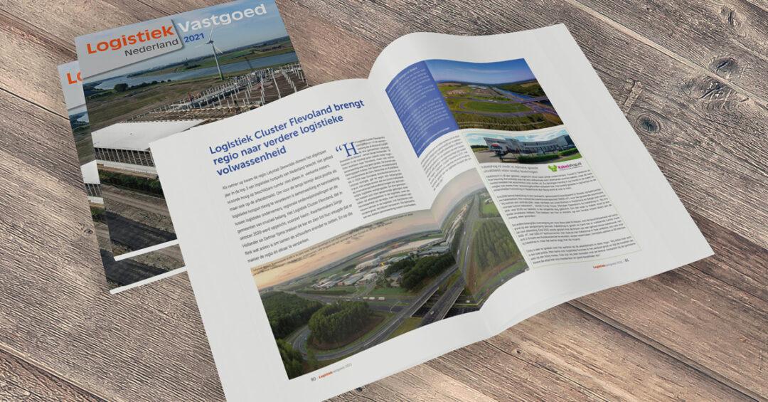 Artikel Logistiek Vastgoed: LCF brengt regio naar verdere logistieke volwassenheid